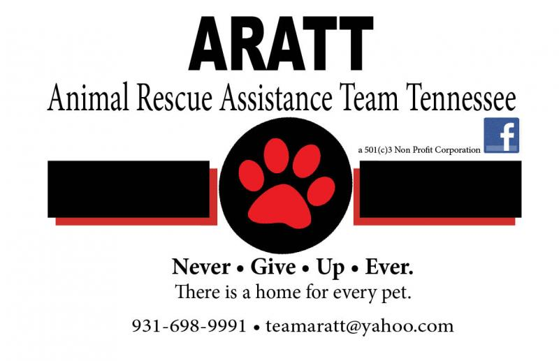 Animal Rescue Assistance Team Tennessee